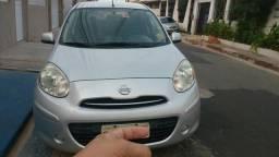 Nissan March 2013 / Carro de Garagem Extraaa E Muito Econômico - 2013