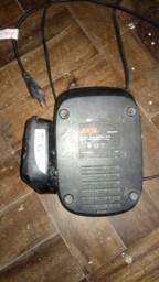 Carregador mais bateria skil 14,4volts