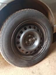 Rodas aro 14 da Volkswagen
