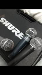 Microfones shure beta cel 981588370