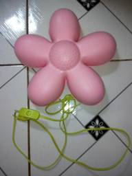 Abajur de flor