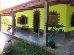 Sitio Cachoeiras de Macacu 67000m² com Casa Linear, Lago, Pomar e área para cultivo