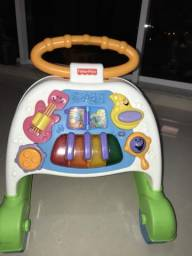 Andador interativo de empurrar Fisher Price