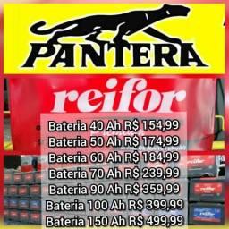 Bateria 50 Ah - Entreg GRÁTIS - Nova - 12 Meses Garantia