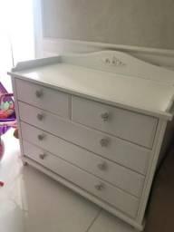 Cômoda quarto de bebê