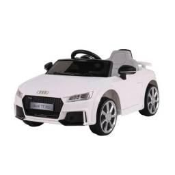 Carro Elétrico Infantil Audi TT RS 2 Portas com Controle Remoto