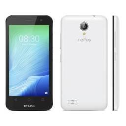 Celular TP-lINK Neffos Y50 4g 4.5 Branco Selo Anatel - NOVO/Garantia
