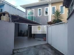 Casa duplex com churrasqueira/ armários planejados, Recreio, Rio das Ostras!