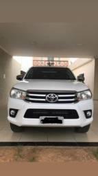 Toyota Hilux SRV 2.8 2016 - 2016