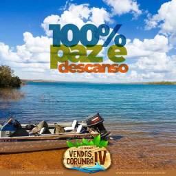 Lotes de 1000 mts no Lago Corumbá IV - Cadastra-se