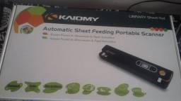 Escaner portátil de alimentação de papel - Kaiomy