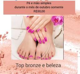 Top Bronzeeeee e Beleza