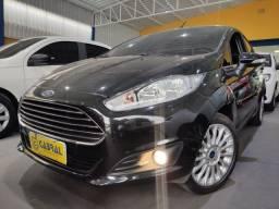 New Fiesta Titanium 1.6 2017 AT *Unico Dono