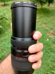 Lente para Câmera Nikon Tamron Zoom Telephoto AF 70-300mm Macro Autofocus