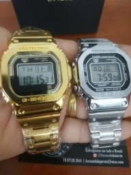 Relógio G-SHOCK Aço inoxidável Promoção
