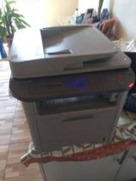 Impressora Samsung scx-4833fd (leia a descrição)