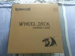 Gabinete gamer redragon wheel Jack zero