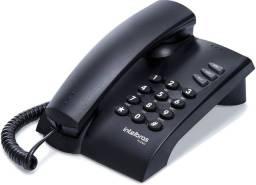 Telefone Com Fio Intelbras 4080051 Pleno - Preto
