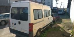 Microônibus Van Peugeot/Boxer, 2014, Passageiro 16 Lugares, branca