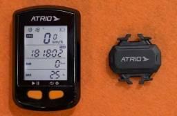 GPS Bike - Atrio Steel Bi132 - Bluetooth + Cadência