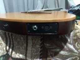 Violão godin acs multiac Midi nylon cor natural madeira