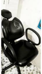 Cadeira para salão de beleza proficioal 85 gráus