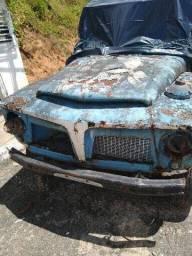 Ford f75 sucata