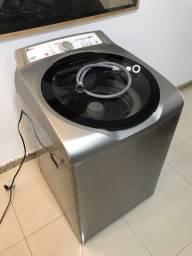 Máquina de Lavar 11kg de Inox da Brastemp Entrego