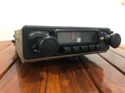 Rádio nissei original GM