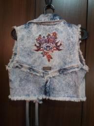 Colete Jeans Gondy