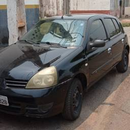Renault Clio Preto 4P