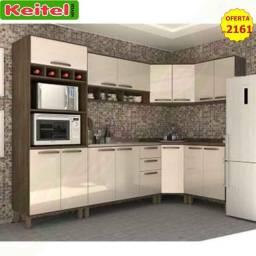 Cozinha Modulada Sara 7 Peças