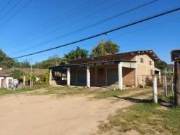 Velleda oferece 1 hectare na beira da RS040, com prédio comercial e casa