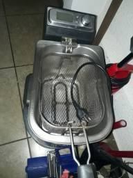 Fritadeira elétrica Tramontina by Breville 220v