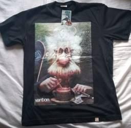 Camiseta de Skatista Vanton