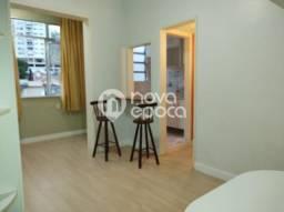 Apartamento à venda com 1 dormitórios em Laranjeiras, Rio de janeiro cod:IP1AP48599