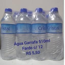 Água Mineral 500ml s/ gás