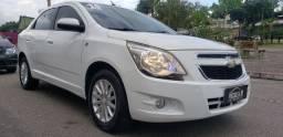 Chevrolet Cobalt LTZ 1.4 vendo troco e financio R$