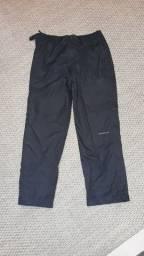 Calça impermeavel para trekking ou motociclismo