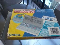 Casio pb-80 personal computer