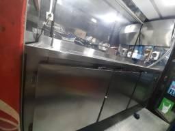 Food truck zero