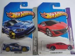Hot Wheels Coleção 2011 e 2012