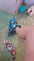 Vendo patins em bom estado