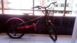 Bicicleta Caloi aro 12 Semi Nova
