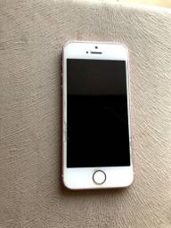 IPhone SE 32gb rosê gold