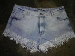 2 Shorts Tamanho 44