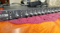 Placa de áudio M-Audio Profire 2626