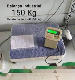 Balança 150 Kg Urano | Plataforma Inox
