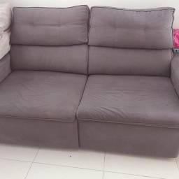 Sofa de luxo retrátil