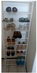 Sapateira para sapatos proteger a casa